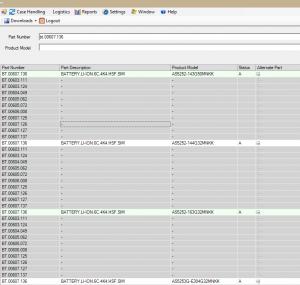 BT.00607.136 alternative Parts ACER ASP Tool