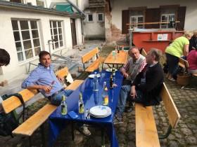Markus HImmelsbach zusammen mit Thomas Zepf und Wolfgang Marte