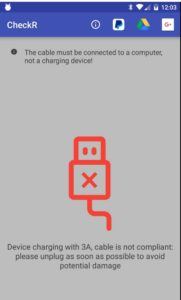 USB-Kabel-Probleme