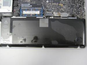 Flüssigkeitsschaden Apple Notebook 3