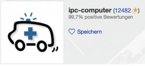 Bewertungen über IPC-Computer bei Ebay