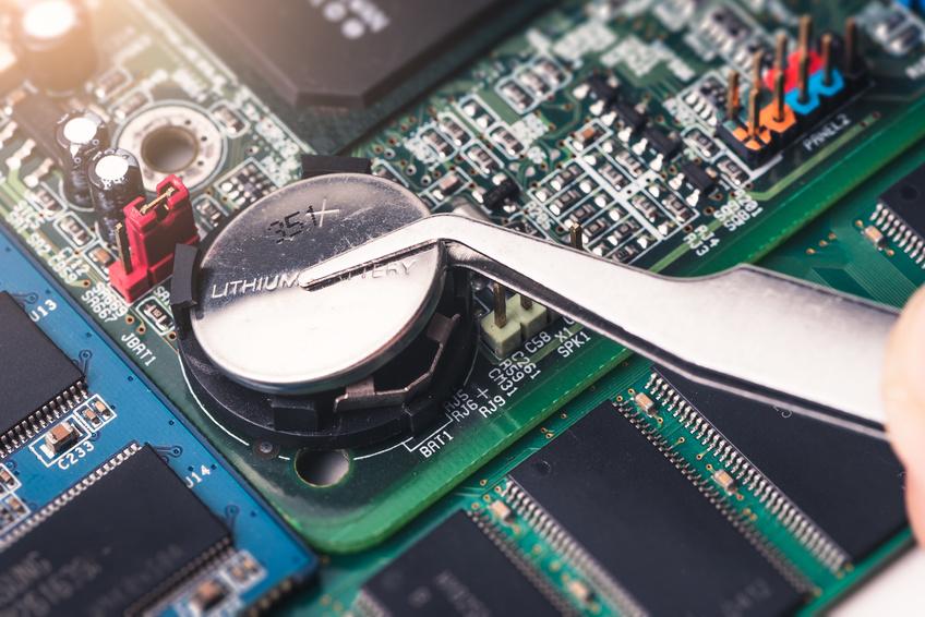 CMOS-Batterie