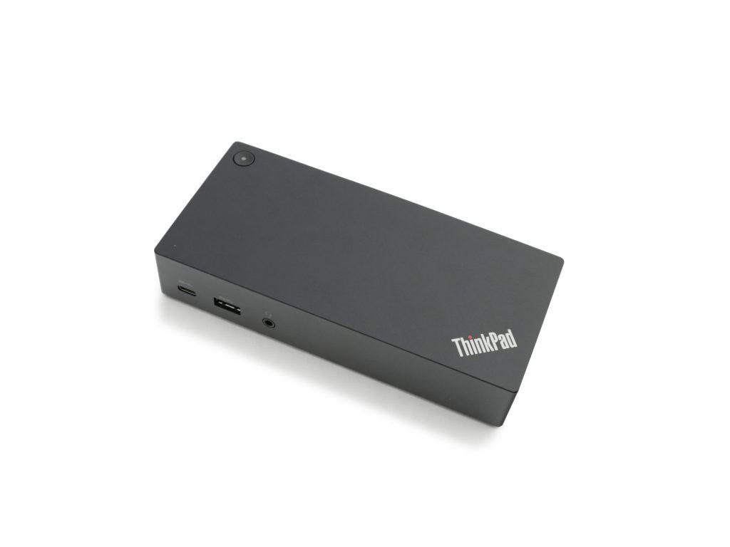 Der handliche Lenovo ThinkPad PR USB-C Dock