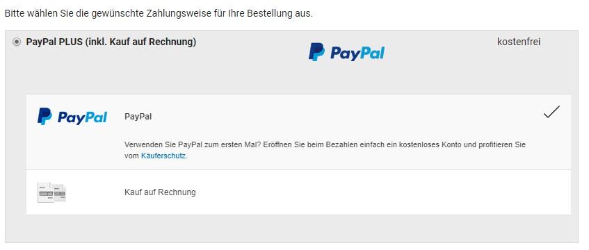 Paypal Plus Jetzt Auch Bei Uns Im Shop Möglich Ipc Computerde Blog
